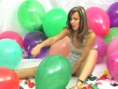 Pin pop balloons