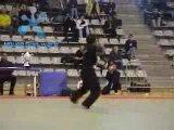 Танцы в стиле КараТе+паркур